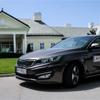 Kia Optima Hybrid im Test: Mit der Mayflower zum Golfen