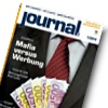 Journal.at als Magazin in A4!