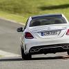 Mercedes C mit AMG-Klasse im Test