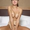 Nackte Top-Models, erotische Kunst