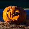 Halloween-Grusel und Kürbissuppe