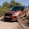 Land Rover Discovery Sport am Start