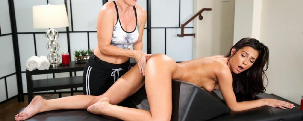 Höhepunkt der Sex-Massage