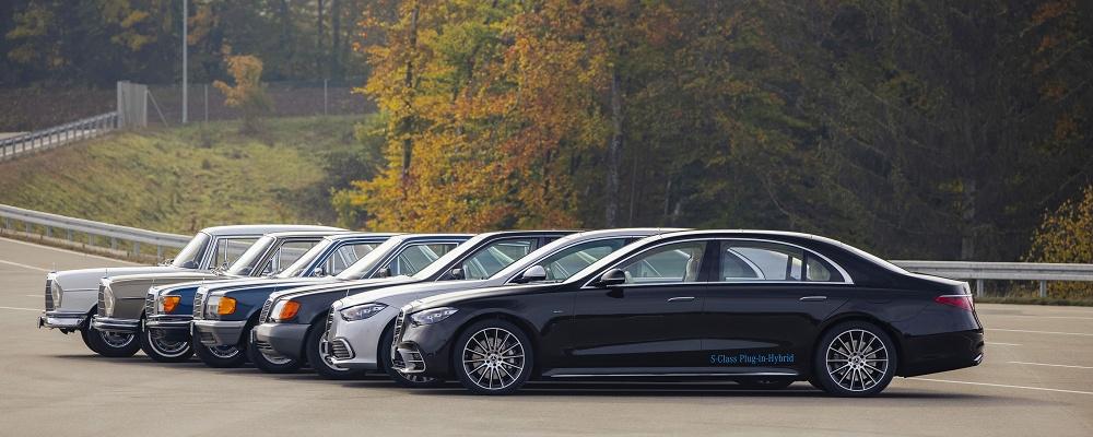 Test: Mercedes S-Klasse, die beste 2021