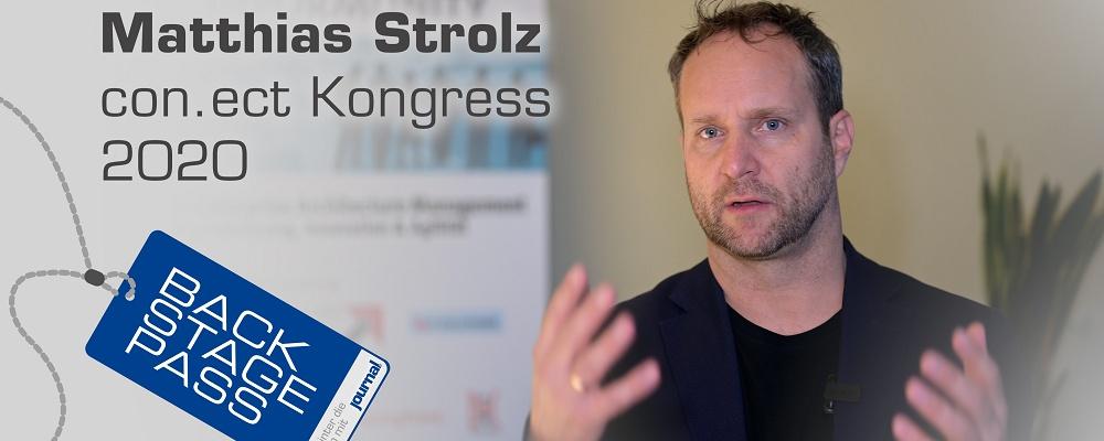 Politisches Leben und Wortspende: Matthias Strolz