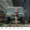 Girls & US-Car Kalender 2021