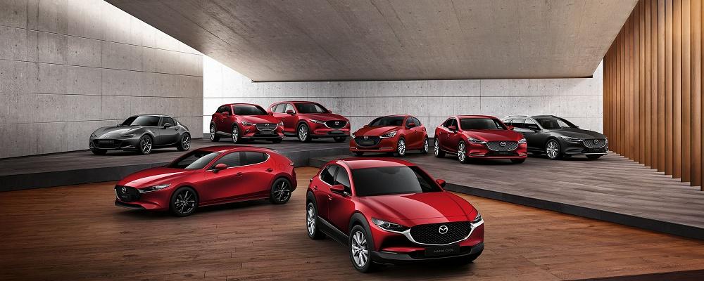 Comeback bei Mazda