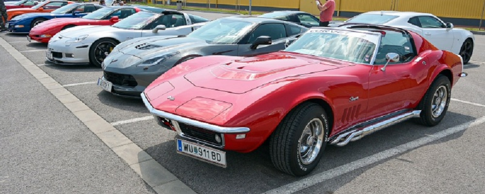 Fridays statt Cabriotreffen in Kleinhaugsdorf