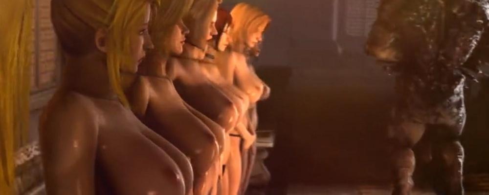 Die Mädchen müssen dem Teufel dienen!