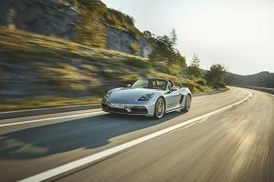 Porsche Boxter 2021