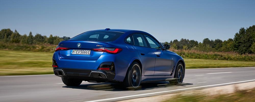 BMW i4 im Test
