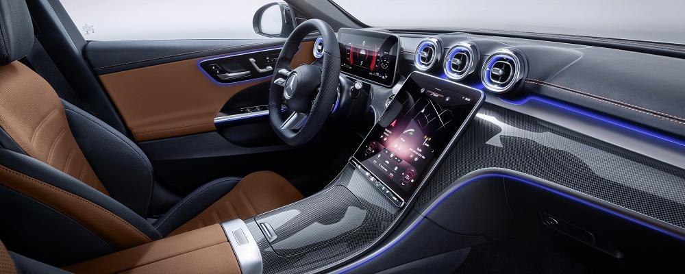 Mercedes C-Klasse 2021