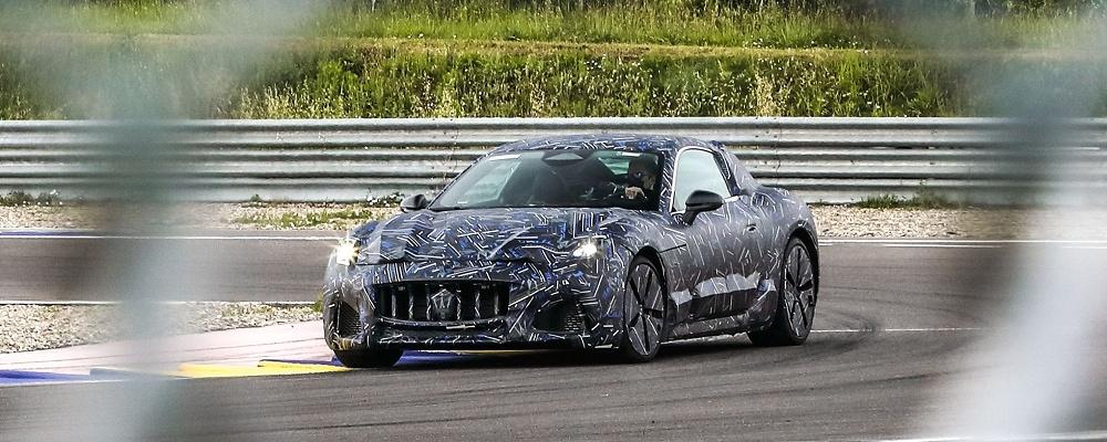 Maserati setzt auf Strom