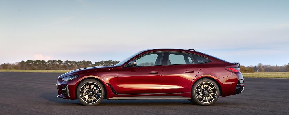BMW 4er Gran Coupé M ab 2021