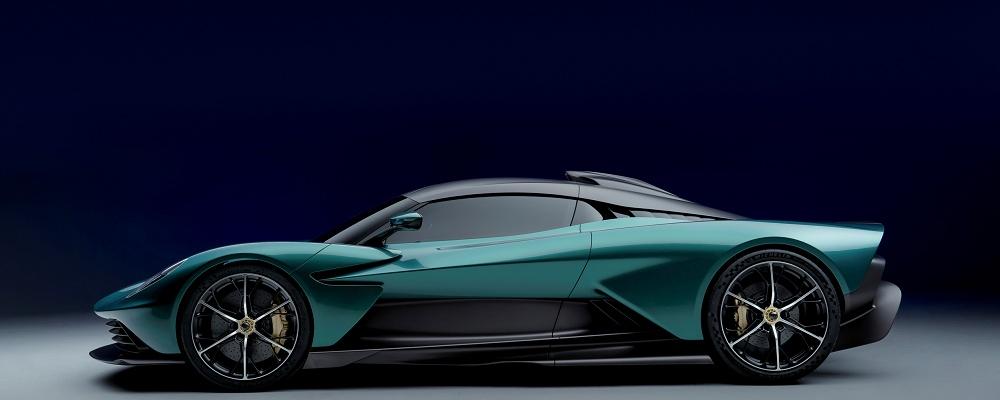 Aston Martin Valhalla Concept Supersport