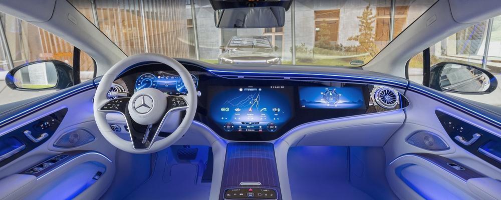 Mercedes EQS - beste elektrische S-Klasse?