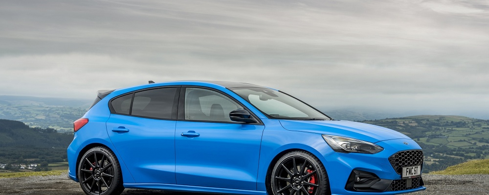 Dynamik für Ford Focus ST