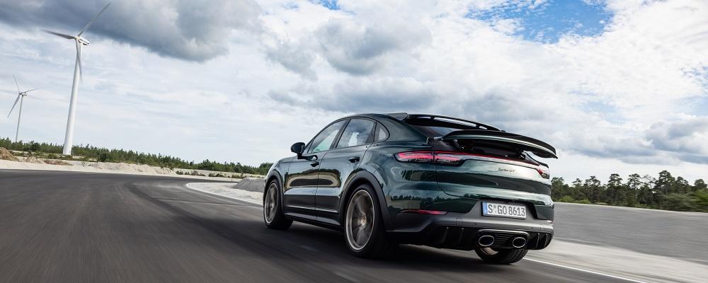 Porsche Cayenne GT Coupe