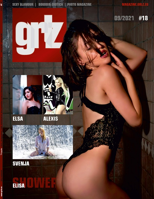 grlz Magazin #18 - neu!