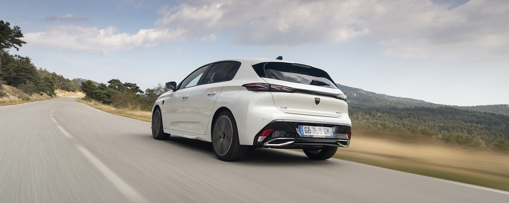 Peugeot 308 im Test