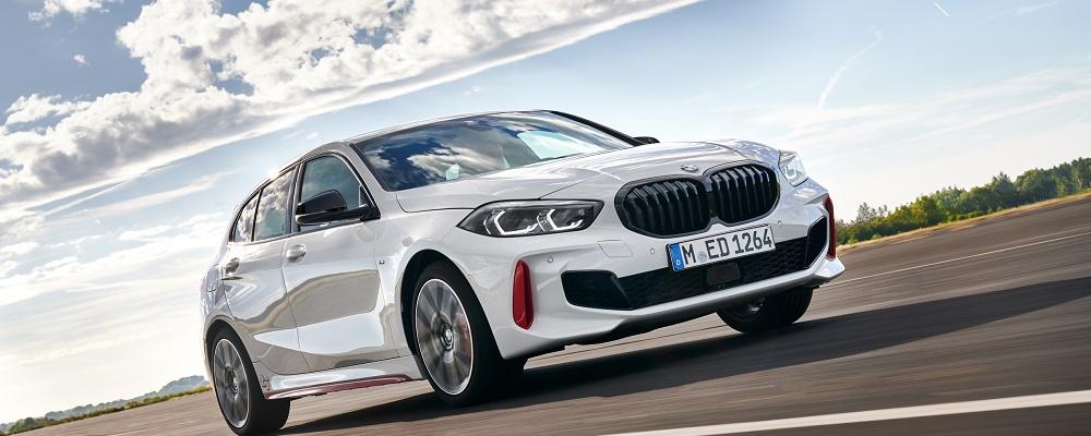 BMW 128ti im Test