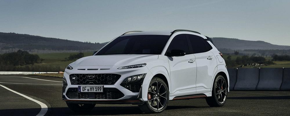 Hyundai Kona N SUV