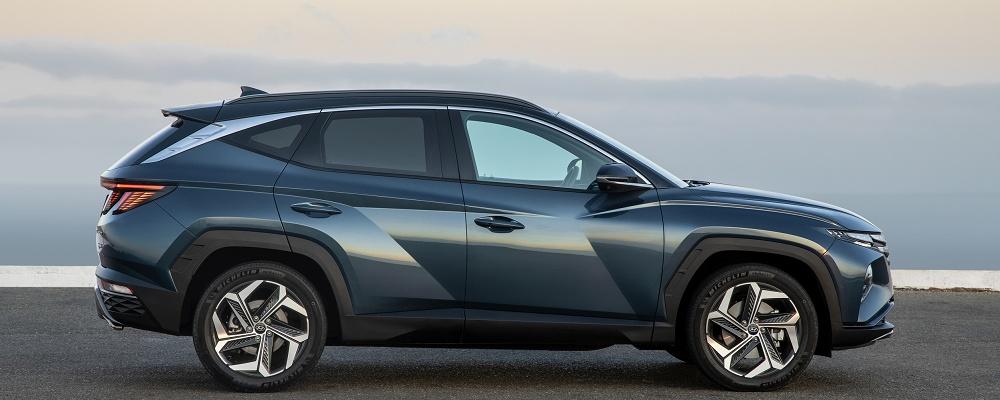 Hyundai Tucson 2021 | Auto.At