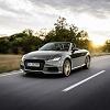 Audi TTS Edition mit Bronze
