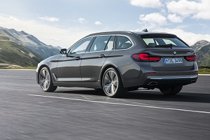 BMW 5 Facelifting