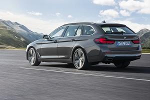 BMW 5 Facelifting