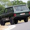 Range Rover feiert Geburtstag