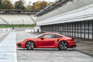 911 Turbo 2021