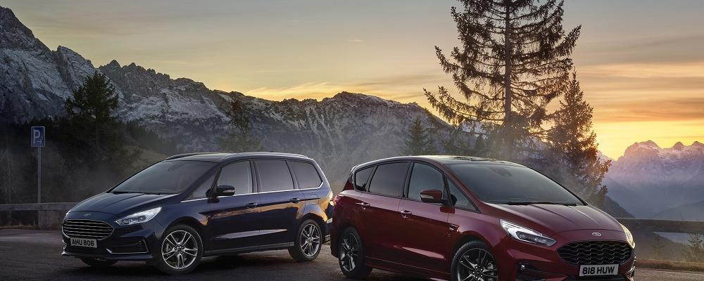 Ford Vans als sportliche Vollhybride