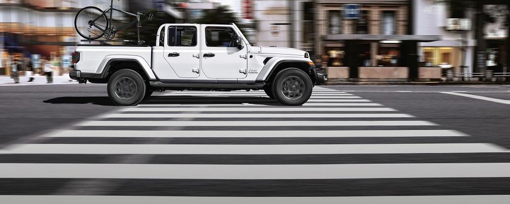 Jeep Gladiator: Wieder ein Pick-Up