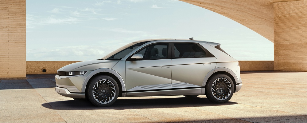 Hyundai Ionic 5 reitet in die Zukunft