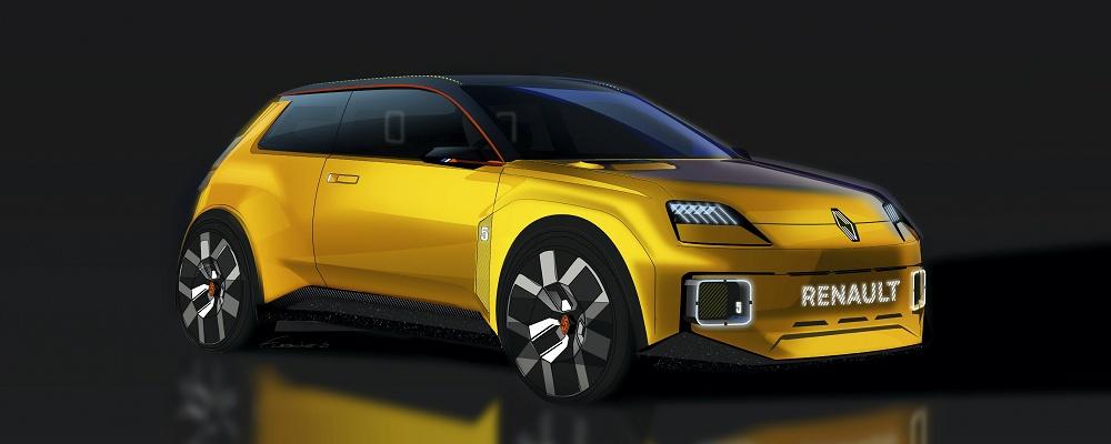 Renault 5 Elektro-Konzept