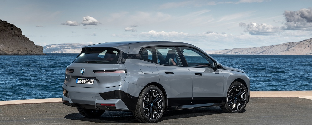 BMW iX kommt im November