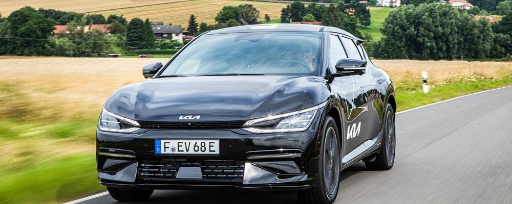 Kia EV6 gibt Tesla Paroli