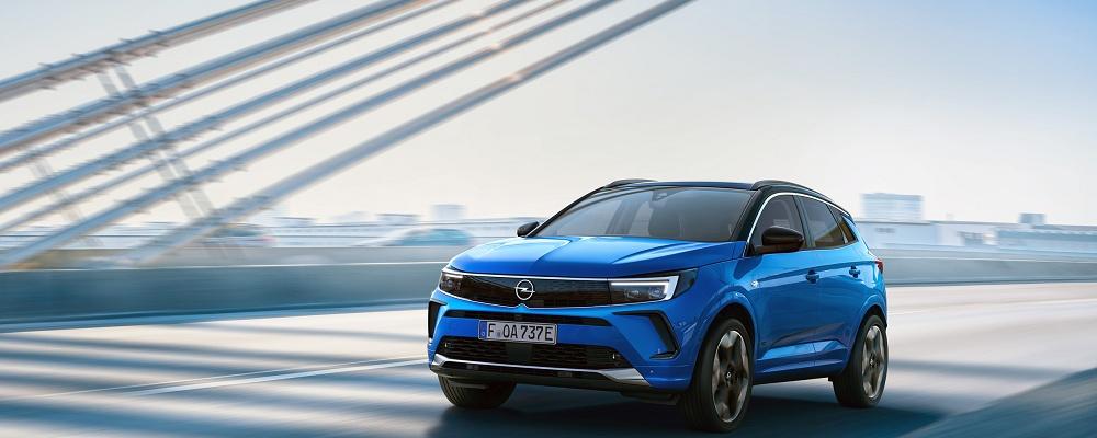 Opel Grandland in der Familie angekommen