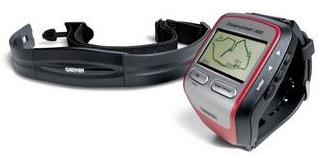 Mit dieser Uhr kommen Sie nie vom rechten Weg ab - und erhalten die Pulsmessung noch dazu...