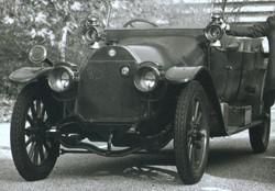 Alfa Romeo 24 HP Torpedo 1910-1913