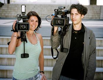 Videojournalist/in / Credit: Ingo Pertramer
