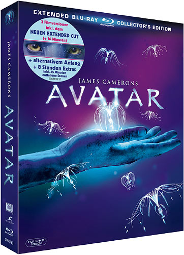 Extended Collectors Edition Blu-ray