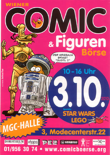 Comic & Figurenbörse 3.10.10