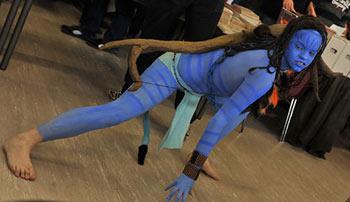 Navi aus Avatar