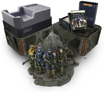 Halo Reach Legendary Edition