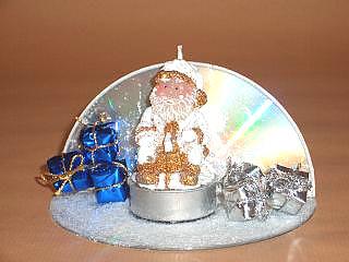Weihnachtslandschaft Mit Cd Advent At