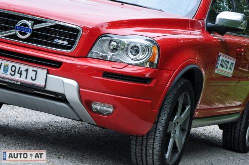 Mächtig Der Volvo Xc90 Im Autoat Test Autoat